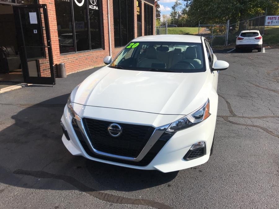 Used 2020 Nissan Altima in Middletown, Connecticut | Newfield Auto Sales. Middletown, Connecticut