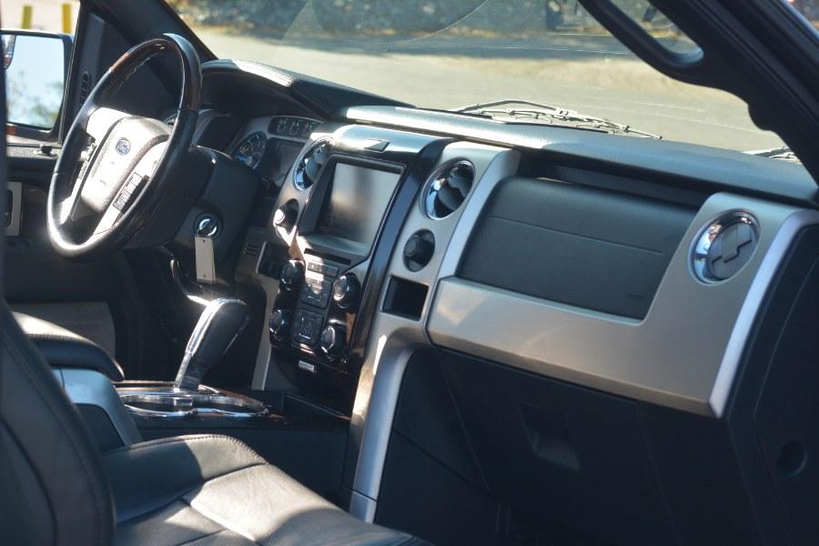"Used Ford F-150 4WD SuperCrew 157"" Platinum 2014   New Beginning Auto Service Inc . Ashland , Massachusetts"