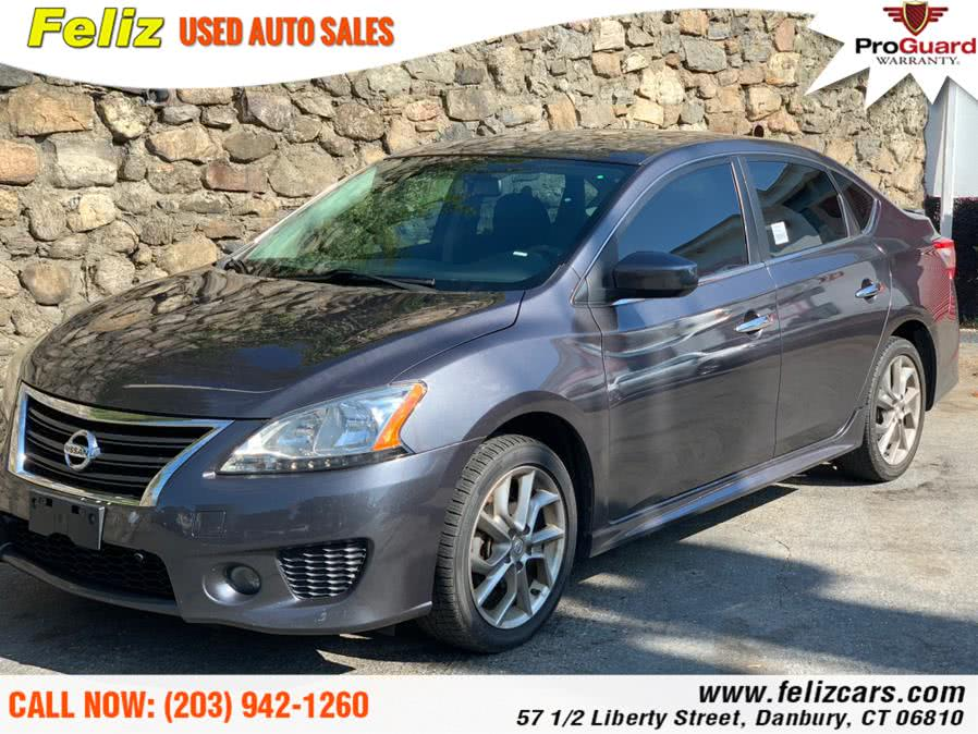 Used 2014 Nissan Sentra in Danbury, Connecticut | Feliz Used Auto Sales. Danbury, Connecticut
