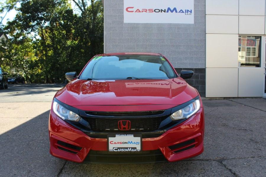 Used Honda Civic Sedan LX CVT 2017   Carsonmain LLC. Manchester, Connecticut