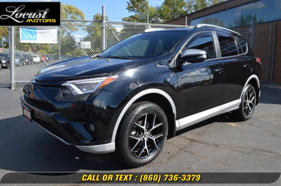 Used 2017 Toyota RAV4 in Hartford, Connecticut | Locust Motors LLC. Hartford, Connecticut
