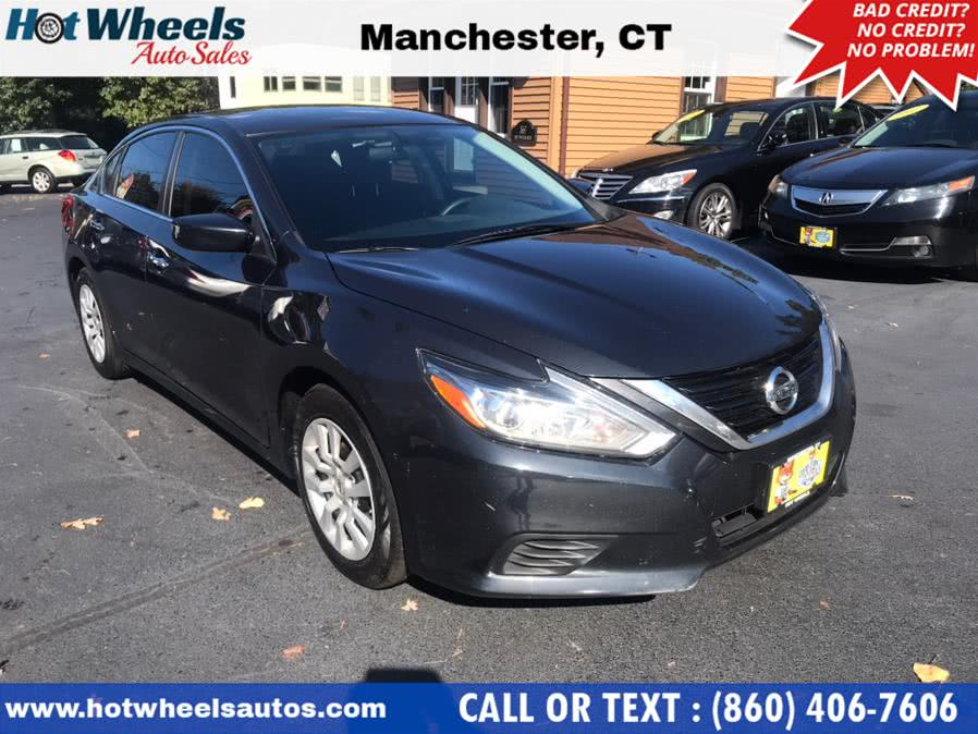 Used 2018 Nissan Altima in Manchester, Connecticut | Hot Wheels Auto Sales LLC. Manchester, Connecticut