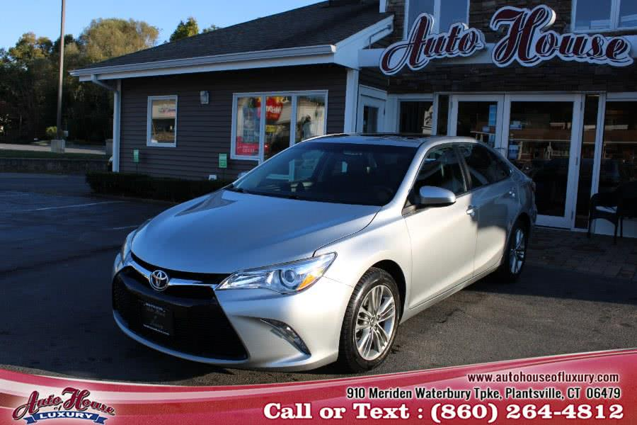 Used Toyota Camry SE Automatic (Natl) 2017 | Auto House of Luxury. Plantsville, Connecticut
