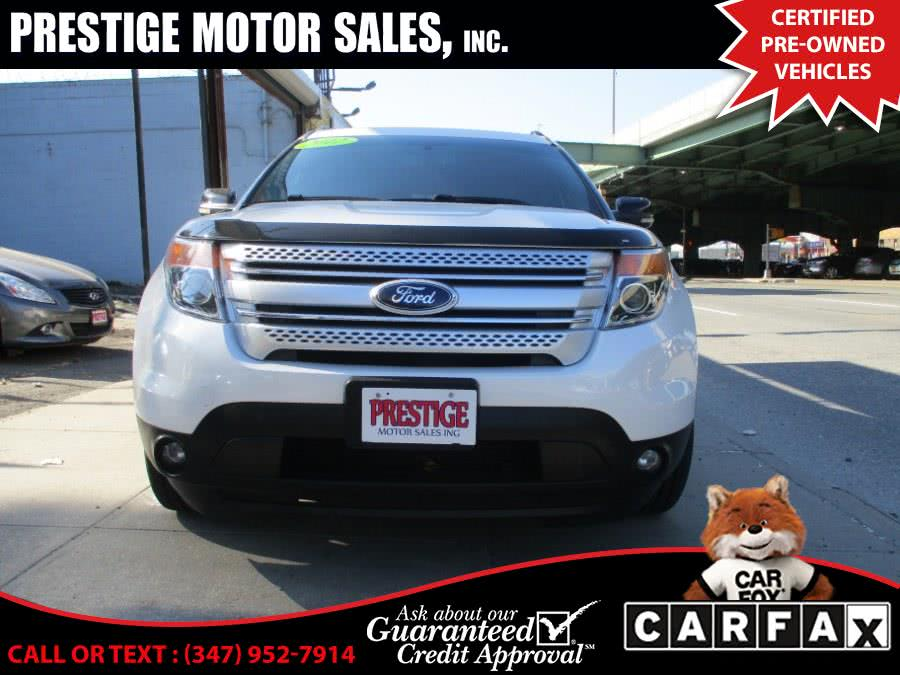 Used 2012 Ford Explorer in Brooklyn, New York | Prestige Motor Sales Inc. Brooklyn, New York