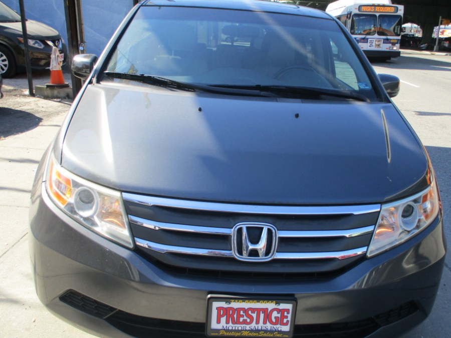 Used Honda Odyssey 5dr EX-L w/Navi 2012 | Prestige Motor Sales Inc. Brooklyn, New York