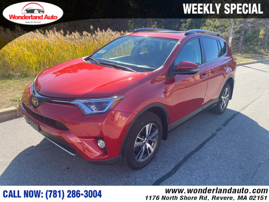 Used 2017 Toyota RAV4 in Revere, Massachusetts | Wonderland Auto. Revere, Massachusetts