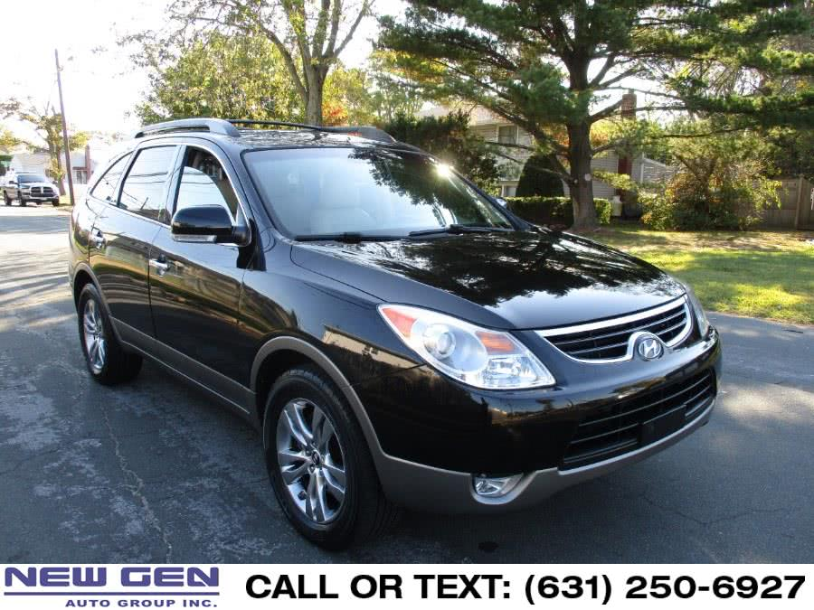 Used 2012 Hyundai Veracruz in West Babylon, New York | New Gen Auto Group. West Babylon, New York