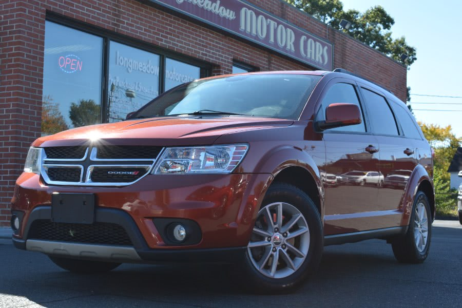 Used 2014 Dodge Journey in ENFIELD, Connecticut | Longmeadow Motor Cars. ENFIELD, Connecticut