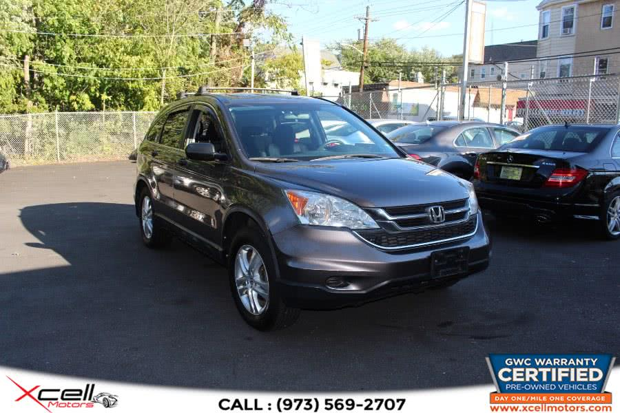 Used 2010 Honda CR-V 4WD EX in Paterson, New Jersey | Xcell Motors LLC. Paterson, New Jersey