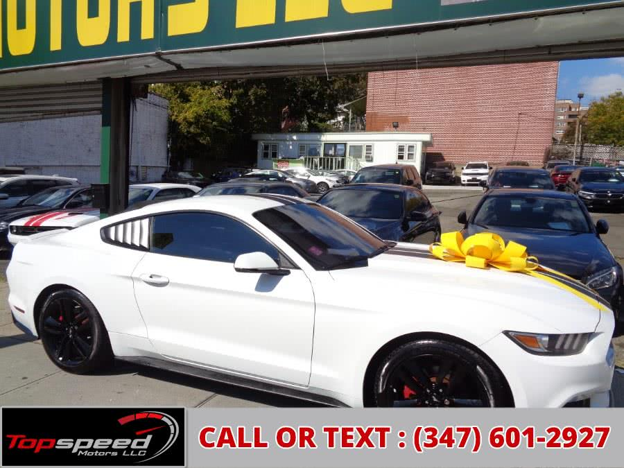 Used 2015 Ford Mustang in Jamaica, New York | Top Speed Motors LLC. Jamaica, New York