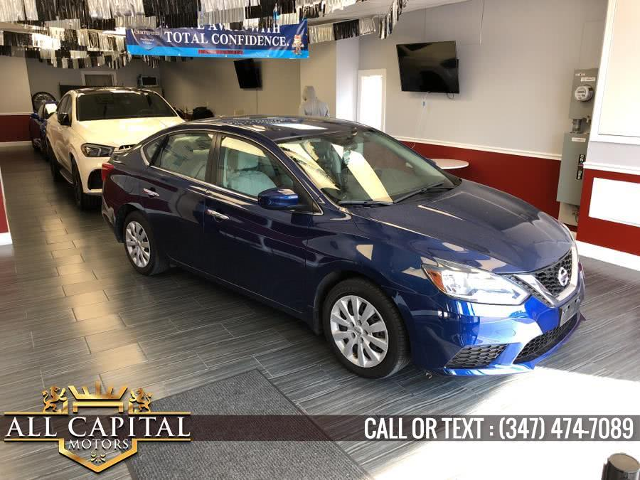 Used 2017 Nissan Sentra in Brooklyn, New York | All Capital Motors. Brooklyn, New York