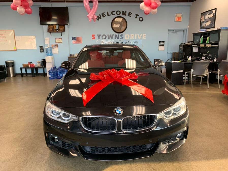Used BMW 4 Series Performance PKG 430i Coupe SULEV 2017   5 Towns Drive. Inwood, New York