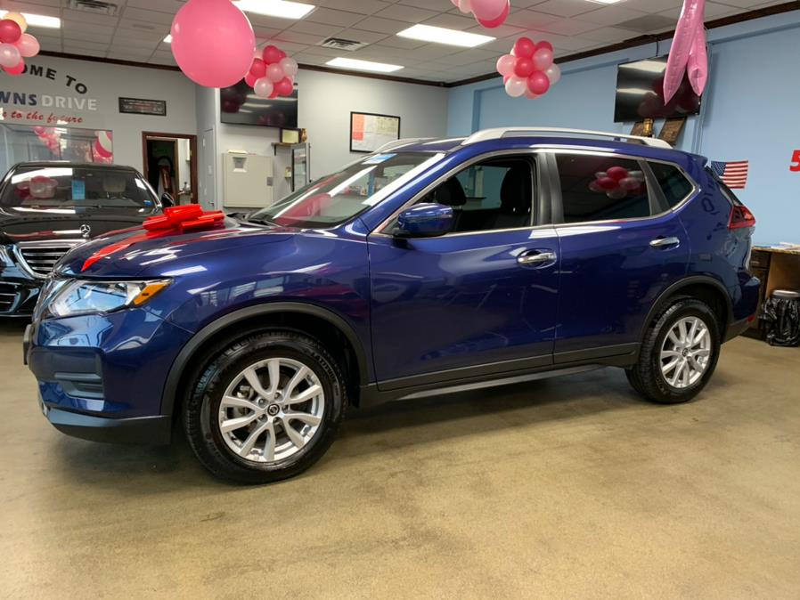 Used Nissan Rogue AWD SV 2019 | 5 Towns Drive. Inwood, New York