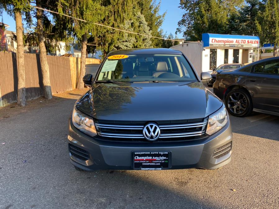Used Volkswagen Tiguan 2WD 4dr Auto S 2014   Champion Auto Sales. Rahway, New Jersey