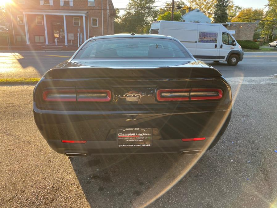 Used Dodge Challenger SXT RWD 2019   Champion Auto Sales. Rahway, New Jersey