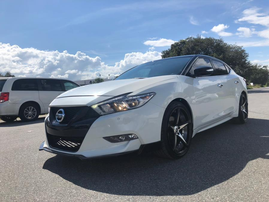 Used 2016 Nissan Maxima in Orlando, Florida | Ideal Auto Sales. Orlando, Florida