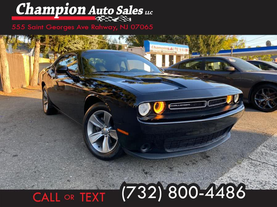 Used 2019 Dodge Challenger in Rahway, New Jersey | Champion Auto Sales. Rahway, New Jersey