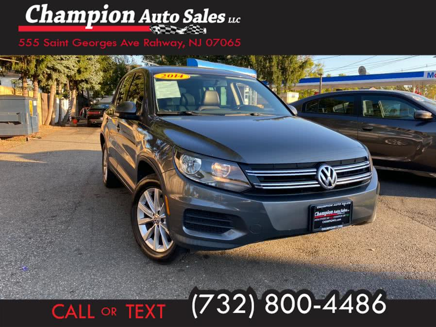 Used 2014 Volkswagen Tiguan in Rahway, New Jersey | Champion Auto Sales. Rahway, New Jersey