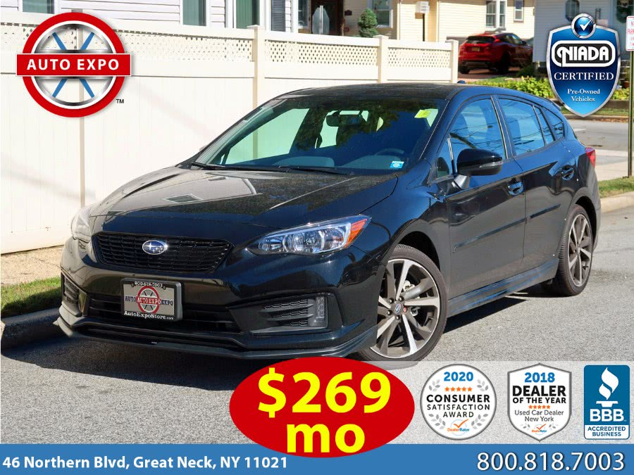Used 2020 Subaru Impreza in Great Neck, New York | Auto Expo Ent Inc.. Great Neck, New York