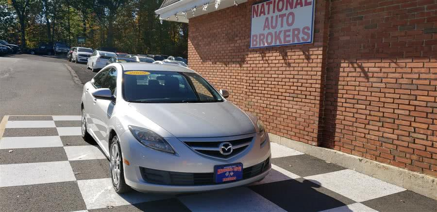 Used Mazda Mazda6 4dr Sdn Man i SV 2009 | National Auto Brokers, Inc.. Waterbury, Connecticut