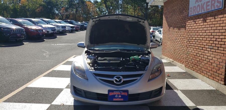 Used Mazda Mazda6 4dr Sdn Man i SV 2009   National Auto Brokers, Inc.. Waterbury, Connecticut