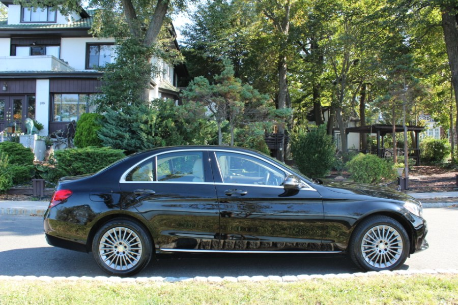 2016 Mercedes-Benz C-Class 4dr Sdn C300 Luxury 4MATIC, available for sale in Great Neck, NY