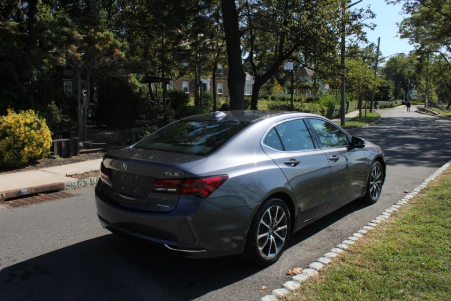 2017 Acura TLX SH-AWD V6 w/Technology Pkg, available for sale in Great Neck, NY