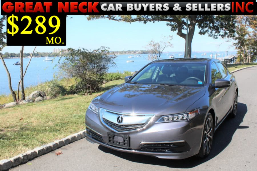 Used 2017 Acura TLX in Great Neck, New York