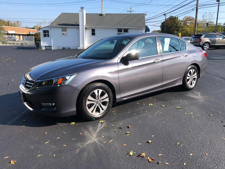 Used 2014 Honda Accord Sedan in Milford, Connecticut | Chip's Auto Sales Inc. Milford, Connecticut