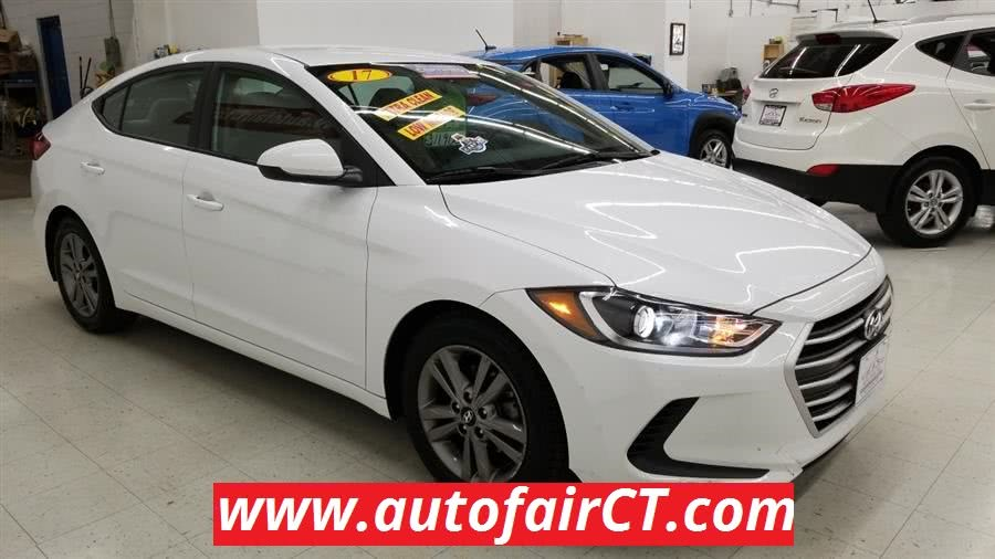 Used 2017 Hyundai Elantra in West Haven, Connecticut