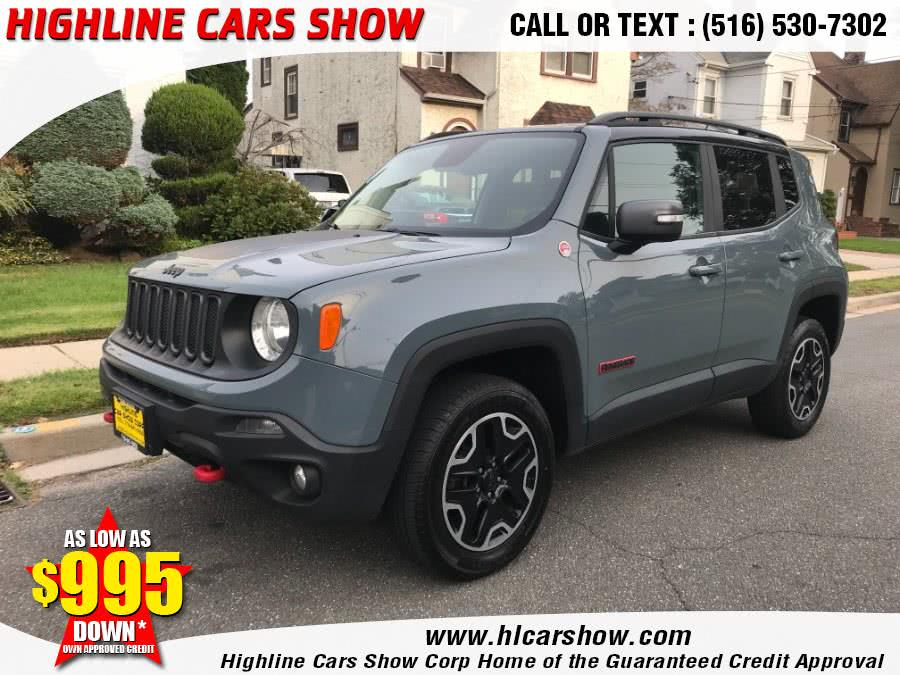 Used 2017 Jeep Renegade in West Hempstead, New York | Highline Cars Show Corp. West Hempstead, New York