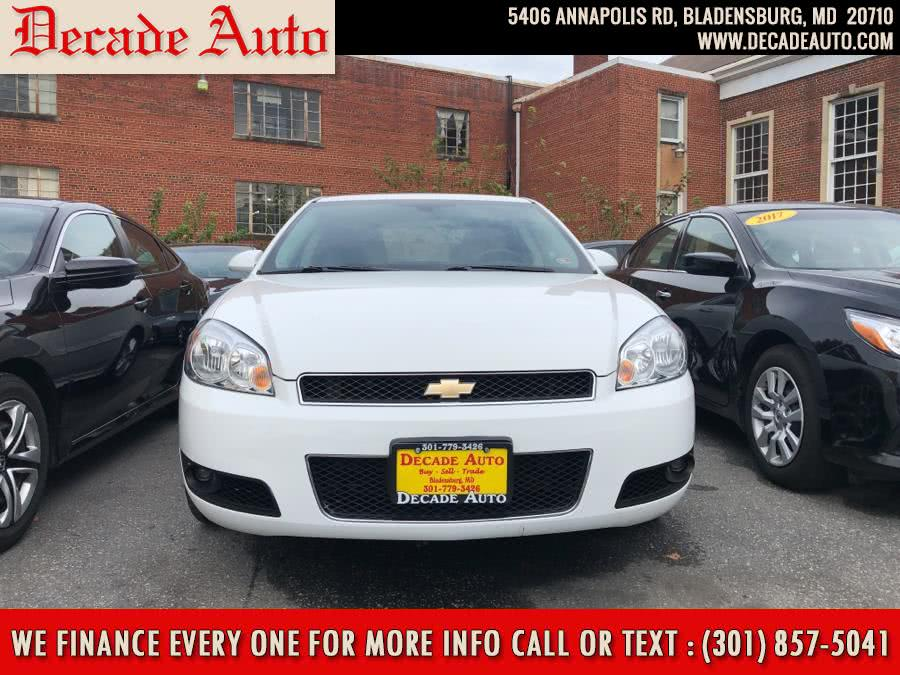 Used 2016 Chevrolet Impala Limited in Bladensburg, Maryland | Decade Auto. Bladensburg, Maryland