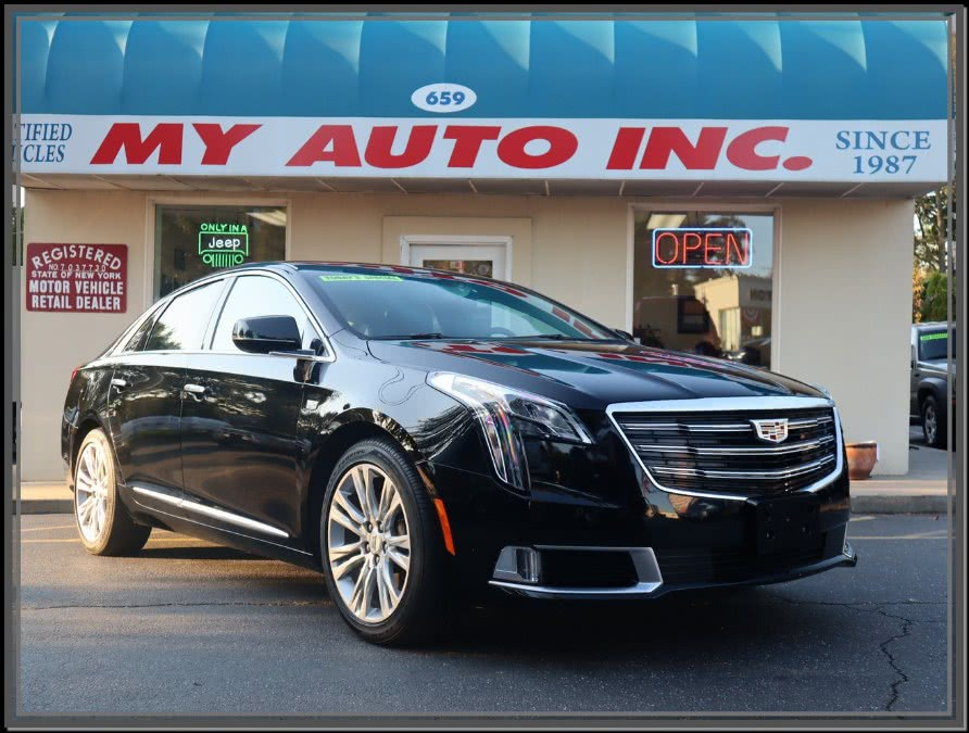 Used 2019 Cadillac XTS in Huntington Station, New York | My Auto Inc.. Huntington Station, New York