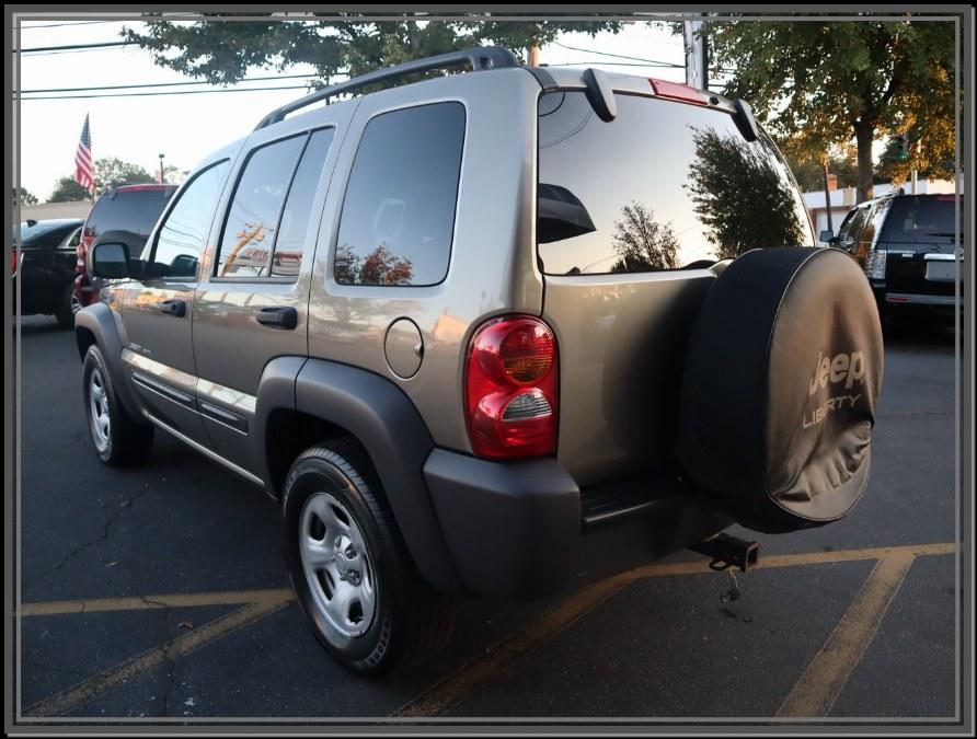 Used Jeep Liberty 4dr Sport 4WD 2003   My Auto Inc.. Huntington Station, New York