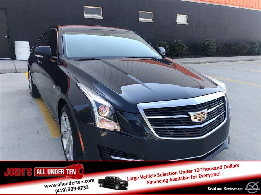 Used 2015 Cadillac ATS Sedan in Elida, Ohio | Josh's All Under Ten LLC. Elida, Ohio