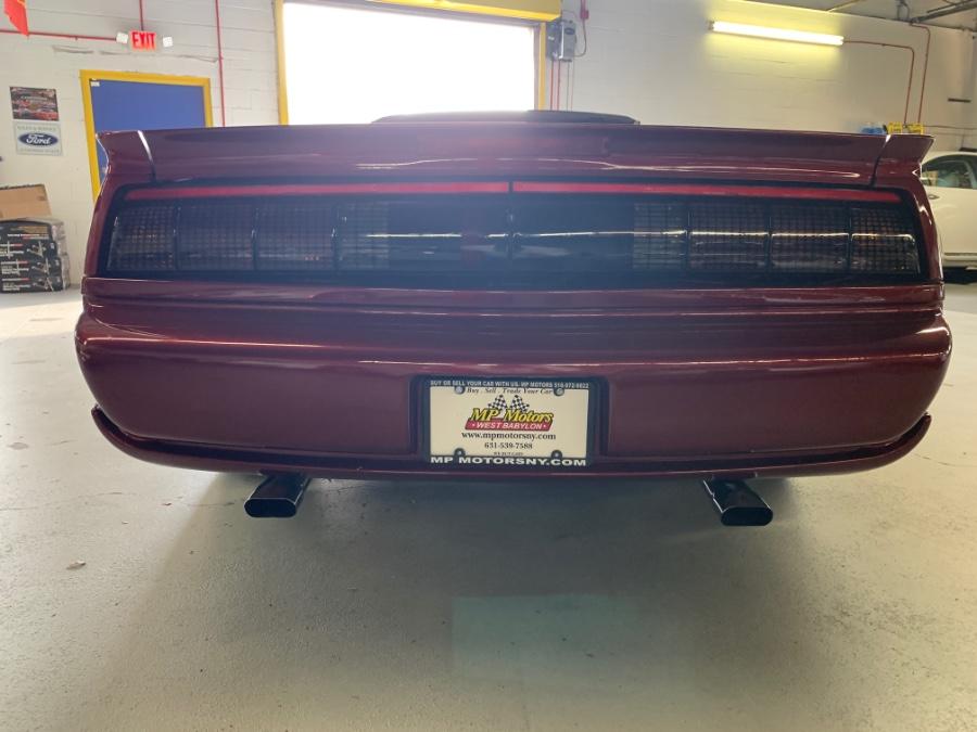 Used Pontiac Firebird 2dr Trans Am Convertible 1991 | MP Motors Inc. West Babylon , New York