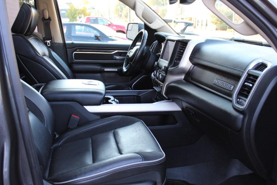 "Used Ram 1500 Laramie 4x4 Crew Cab 5''7"" Box 2019 | Carsonmain LLC. Manchester, Connecticut"