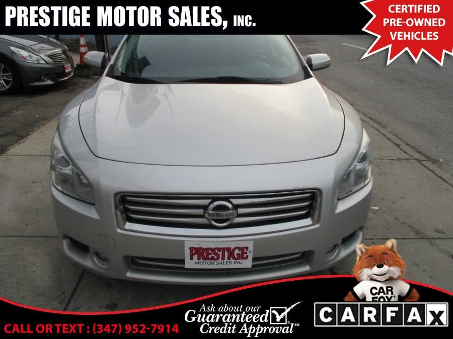 Used 2012 Nissan Maxima in Brooklyn, New York | Prestige Motor Sales Inc. Brooklyn, New York