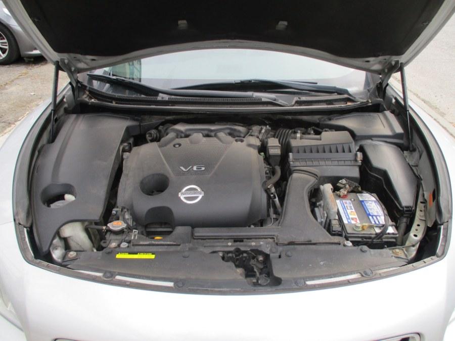 Used Nissan Maxima 4dr Sdn V6 CVT 3.5 S w/Limited Edition Pkg 2012 | Prestige Motor Sales Inc. Brooklyn, New York