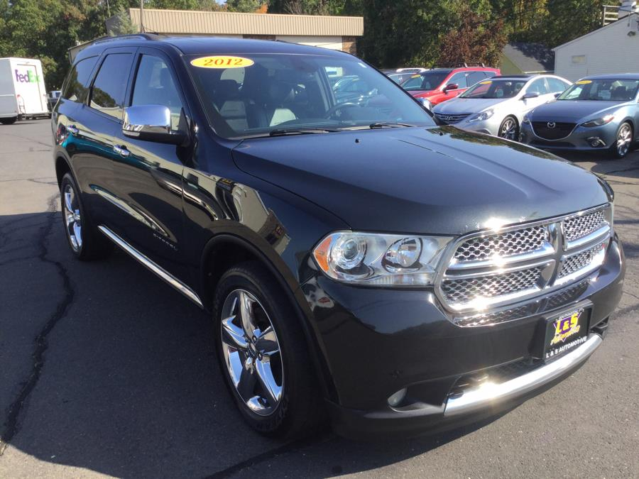 Used Dodge Durango AWD 4dr Citadel 2013 | L&S Automotive LLC. Plantsville, Connecticut