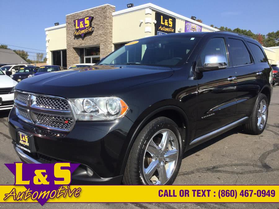 Used 2013 Dodge Durango in Plantsville, Connecticut | L&S Automotive LLC. Plantsville, Connecticut