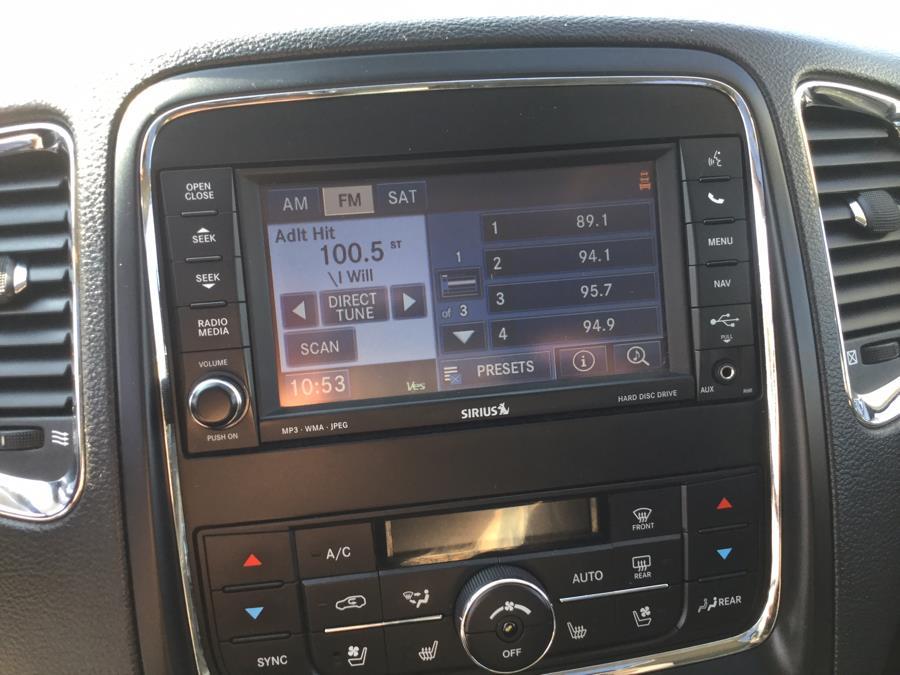 Used Dodge Durango AWD 4dr Citadel 2013 | L&S Automotive LLC. Plantsville, Connecticut