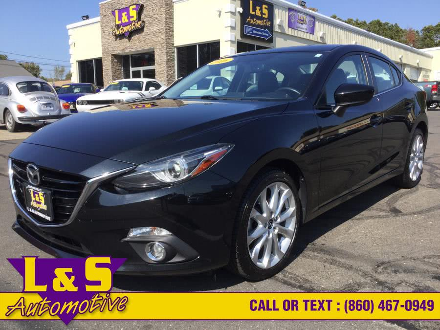 Used 2016 Mazda Mazda3 in Plantsville, Connecticut | L&S Automotive LLC. Plantsville, Connecticut