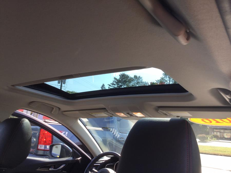 Used Mazda Mazda3 4dr Sdn Auto s Grand Touring 2016 | L&S Automotive LLC. Plantsville, Connecticut