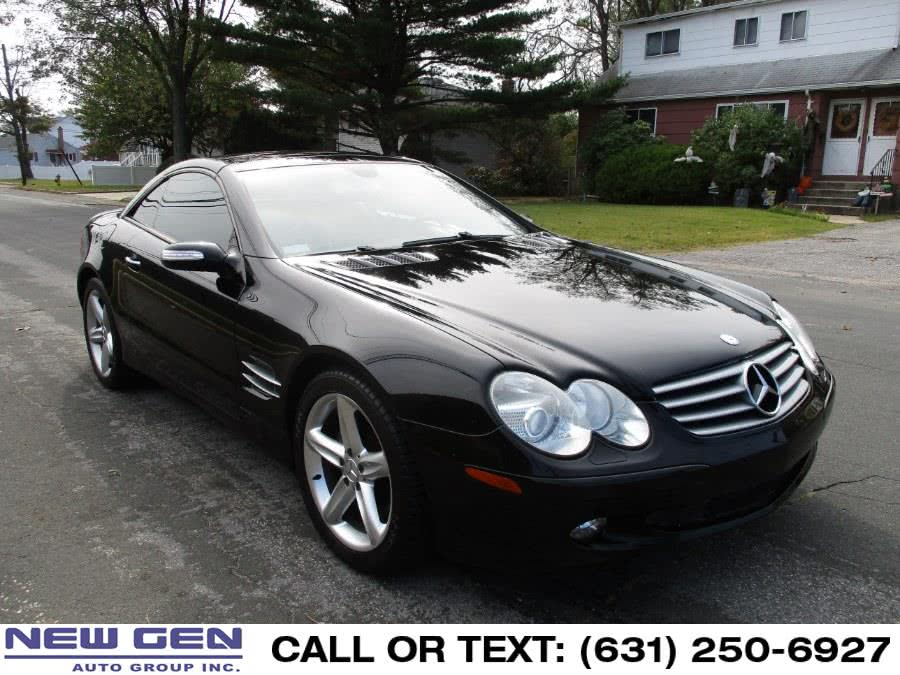 Used 2005 Mercedes-Benz SL-Class in West Babylon, New York | New Gen Auto Group. West Babylon, New York