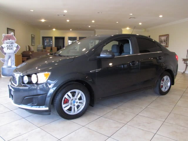 Used 2015 Chevrolet Sonic in Placentia, California | Auto Network Group Inc. Placentia, California