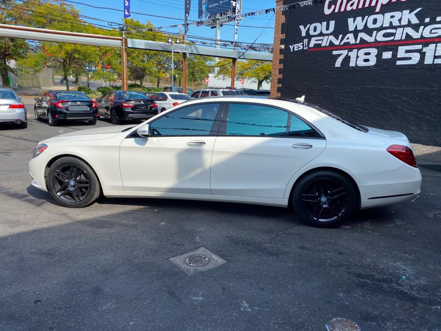 Used Mercedes-Benz S-Class 4dr Sdn S 550 RWD 2015 | Champion Auto Sales Of The Bronx. Bronx, New York
