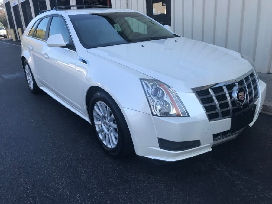 Used Cadillac CTS Wagon 5dr Wgn 3.0L Luxury AWD 2012 | Premier Automotive Sales. Warwick, Rhode Island