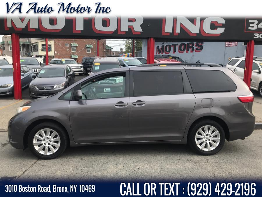 Used Toyota Sienna 5dr 7-Pass Van LE AWD (Natl) 2015 | VA Auto Motor Inc. Bronx, New York