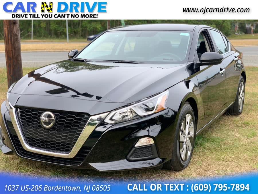 Used Nissan Altima 2.5 S 2020 | Car N Drive. Bordentown, New Jersey